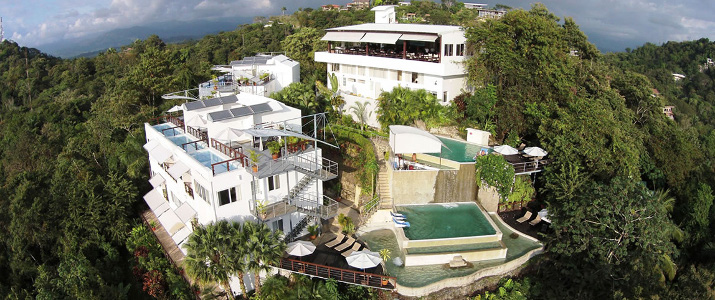Gaia Pacifique Centre Costa Rica Hotel Vue