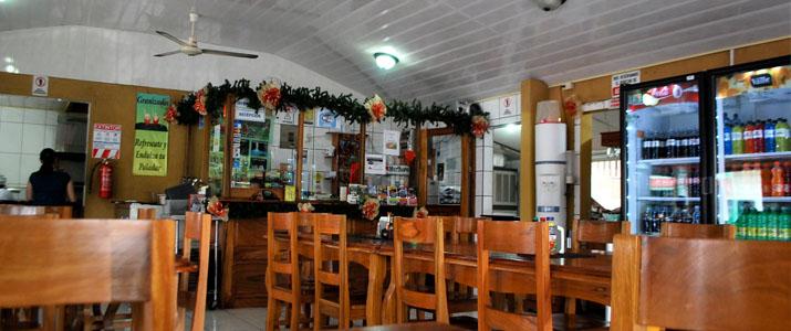Cabinas y Soda El Rio La Fortuna Restaurant