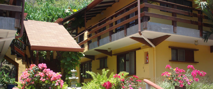 Hotel Playa Espadilla Pacifique Centre Costa Rica Hotel