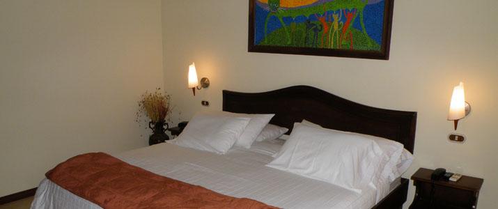 Hotel Playa Espadilla Pacifique Centre Costa Rica Hotel Lit