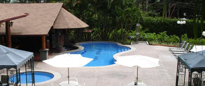 Hotel Playa Espadilla Pacifique Centre Costa Rica Hotel Piscine