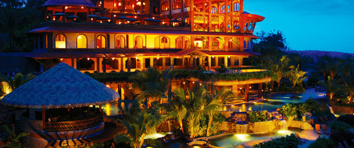 The Springs Resort & Spa Arenal La Fortuna Volcan Vue Hotel avec piscine