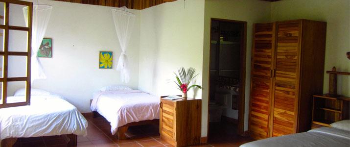 Rancho Margot Arenal El Castillo Volcan Chambre Lits