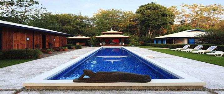 Blue Osa Hotel Corcovado Costa Rica Hotel Piscine