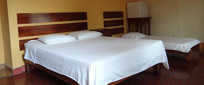 Cabinas Midey Punta Arena Costa Rica Hotel Cuisine