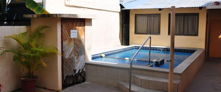 Cabinas Midey Punta Arena Costa Rica Hotel Piscine