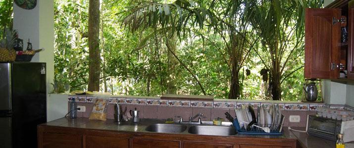 El Bosquecito Pacifique Sud Uvita Costa Rica Hotel Cuisine
