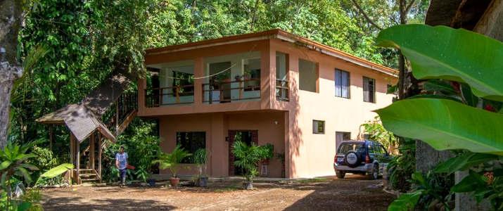 El Bosquecito Pacifique Sud Uvita Costa Rica Hotel