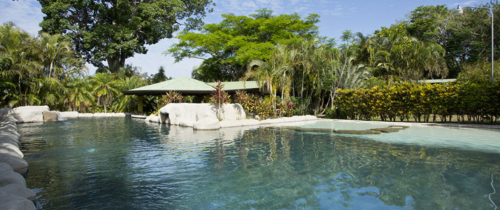 Buena Vista Lodge Rincon Hotel Costa Rica Piscine