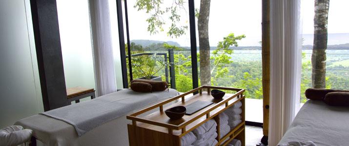 Kura Design Villas Hotel Costa Rica Pacifique Sud Salle de Massage