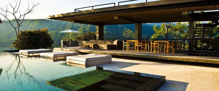Kura Design Villas Hotel Costa Rica Pacifique Sud Piscine Nature