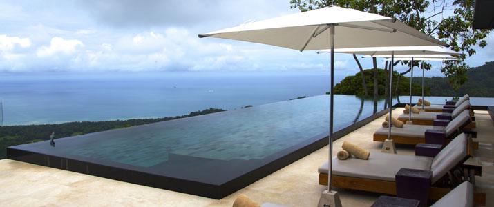 Kura Design Villas Hotel Costa Rica Pacifique Sud Vue Piscine