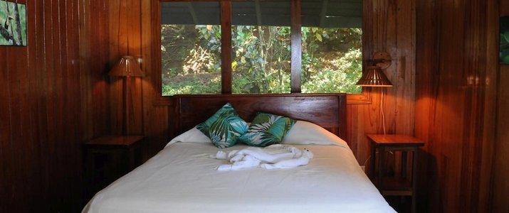 Tiskita Jungle Lodge Pacifique Sud Pavones Chambre