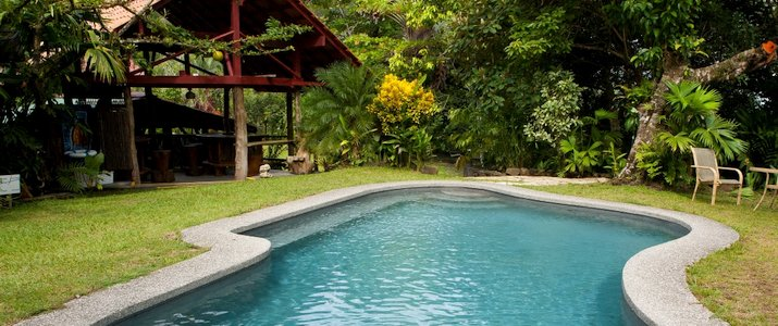 Tiskita Jungle Lodge Pacifique Sud Pavones Piscine