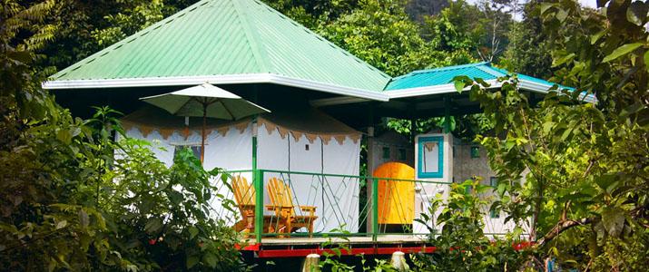 Rancho DiAndrew Uvita Pacifique Sud Costa Rica Hotel Nature