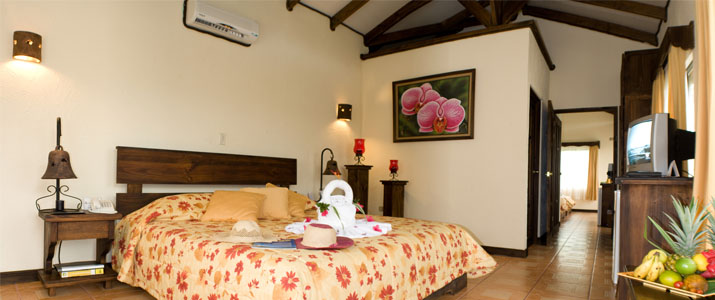 Arenal Spring Resort and Spa La Fortuna Volcan Hotel Suite Double