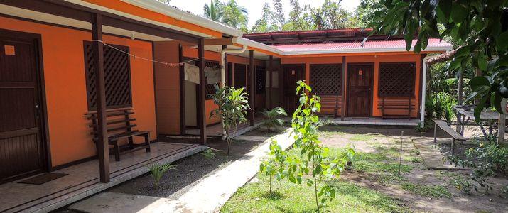 Aracari cabinas vue exterieur