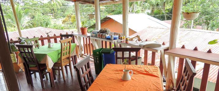 Tortuguero Natural zone commune à l'étage