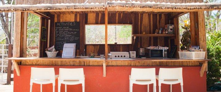 Mahayana Guanacaste Playa Tamarindo Cuisine Commune