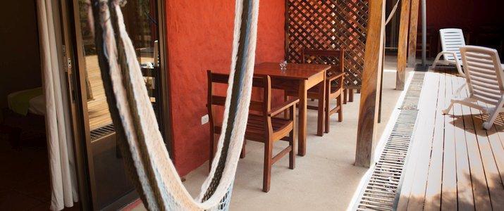 Mahayana Guanacaste Playa Tamarindo Terrasse