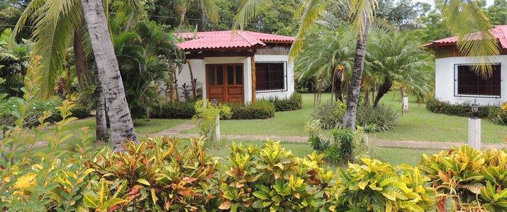 Guacamaya Lodge - Bungalows