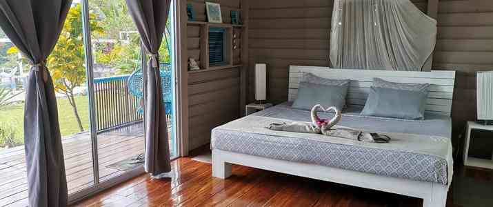 La Colina Pura Vista - Nicoya - Chambre