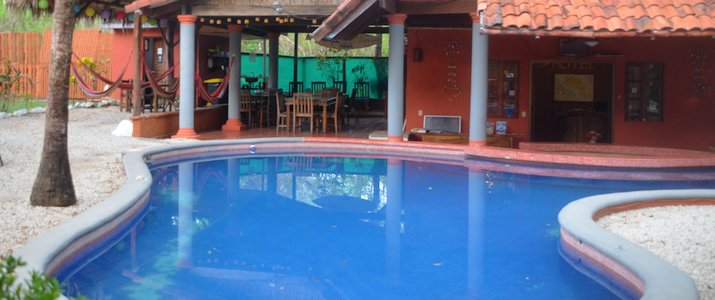 Hotel El Manglar Guanaste Playa Grande Piscine