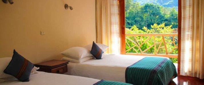 Rio Chirripo Retreat Lodge - Chambre
