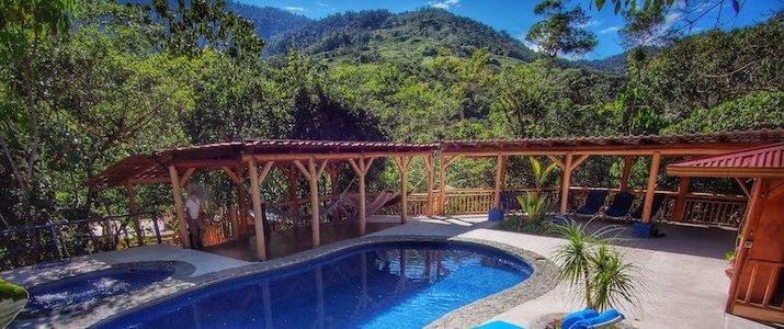 Rio Chirripo Retreat Lodge - Piscine