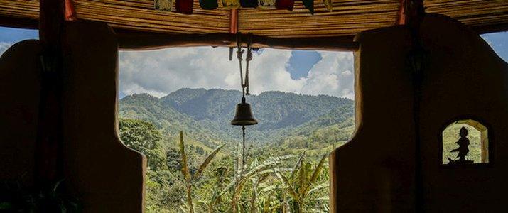 Rio Chirripo Retreat Lodge - Vue
