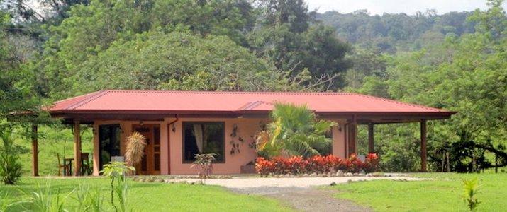 Finca Mei Tei Rincon Tenorio Bijagua Guest House