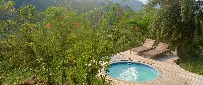 Tierra Madre Eco Lodge - Jacuzzi