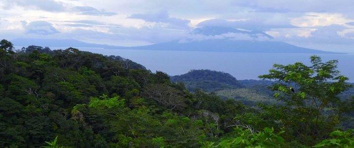 Tierra Madre Eco Lodge - Vue sur le lac Nicaragua