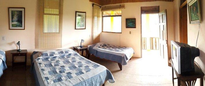 Hotel Cacao - Chambre