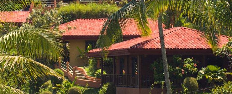 Villas Alturas - Villas dans la jungle tropical montagne palmier