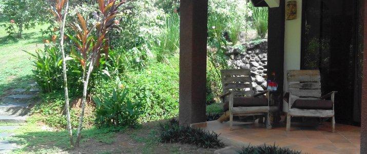 chambre la cacatua hotel costa rica pacifique sud uvita