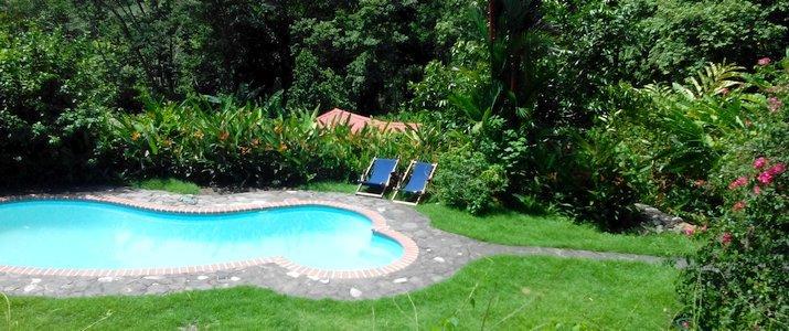 piscine vue nature montagne la cacatua hotel costa rica pacifique sud uvita