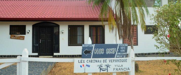 Les Cabinas de Véronique - Villa Francia - Hotel