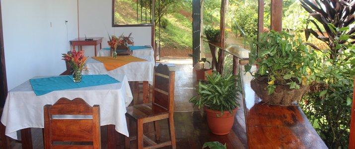 Cabinas Drake Corcovado - Cabinas Murillo - Restaurant osa baie bahia
