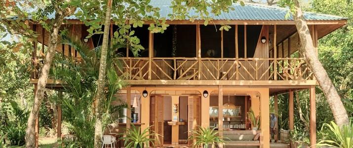 Osa Corcovado Puerto Jimenez Playa Preciosa Punta Preciosa Hotel