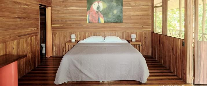 Osa Corcovado Puerto Jimenez Playa Preciosa Punta Preciosa Vue Aérienne