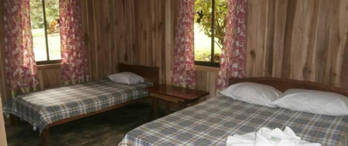 Catarata Bijagua Lodge Bijagua Tenorio Bois Rustique