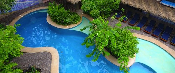 Piscine Olas Verdes Costa Rica