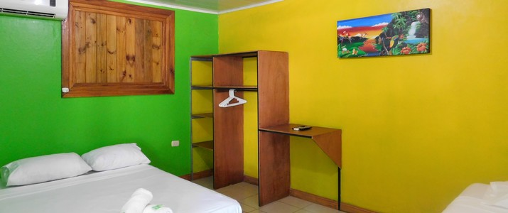 Chambre Cabinas Cahuita