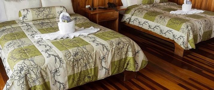 Jaguarundi Lodge chambre