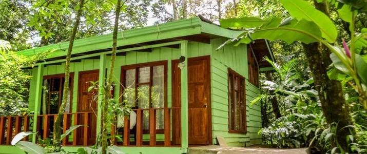 Jaguarundi Lodge extérieur