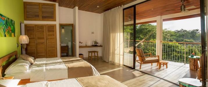 Lagarta Lodge chambre
