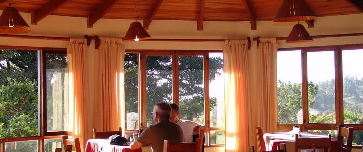 Restaurant Sunset Hotel