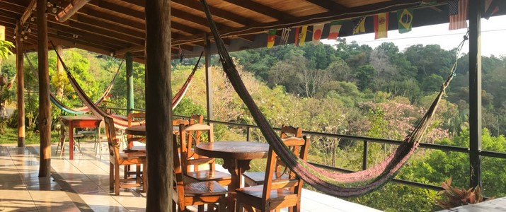 Hotel Vista Serena Quepos espace détente