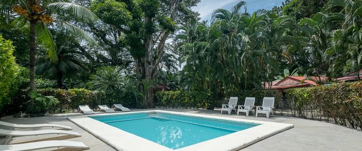 Villa's Majolana Playa Agujas piscine